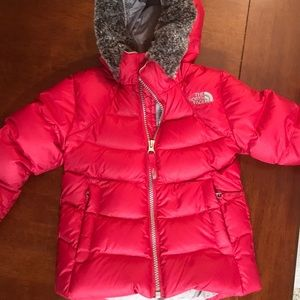 The North Face Toddler Puffer Coat